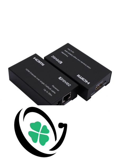 HDMI Extender Over Single CAT5/6 (60m)
