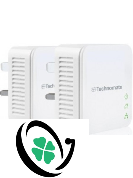 Technomate 200Mbps Homeplug Set