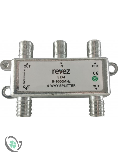 4 Way Passive Splitter