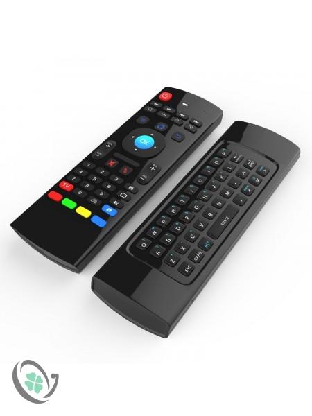 Wireless Airmouse & Keyboard (MX3)