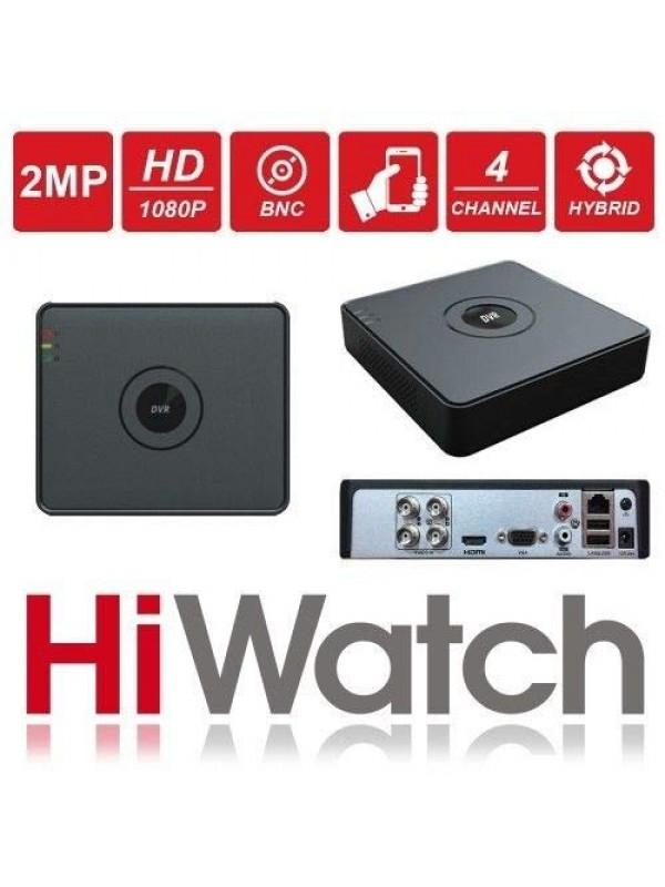 HiWatch DVR-104G-F1 dvr,CCTV, Video Recorder from Satcity ie