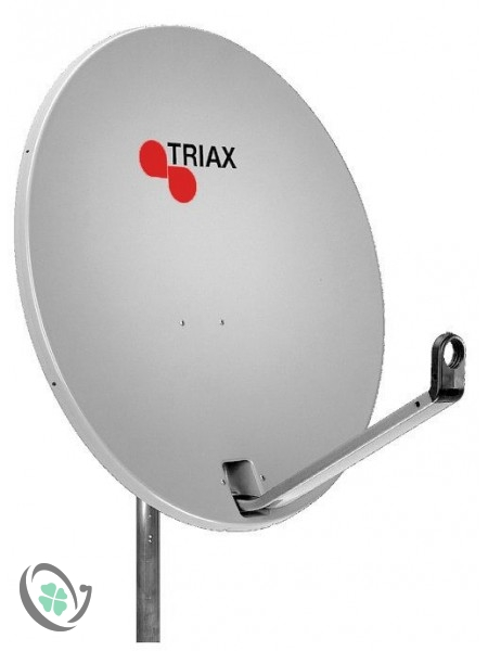 110cm Triax Satellite Dish (TD110) Non Rust