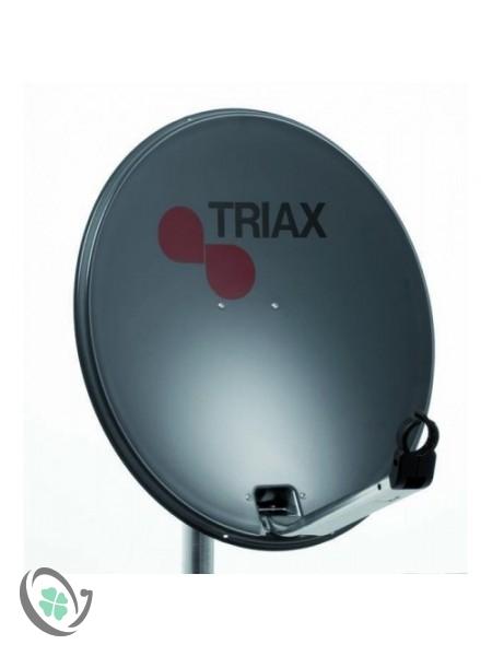64cm Triax Satellite Dish (TD64) Non Rust